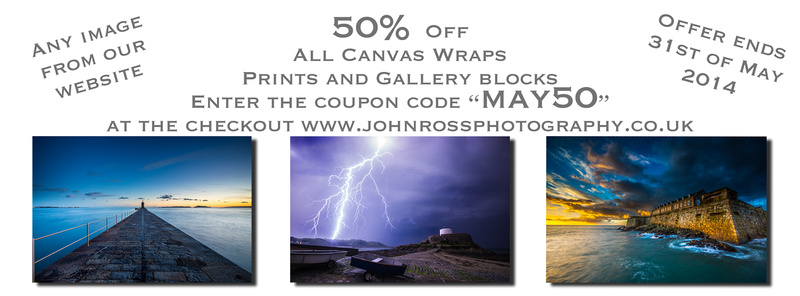 May 14 50% offer