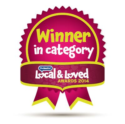 Winner in Category